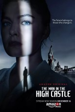 Alexa Davalos in The Man in the High Castle S2 poster