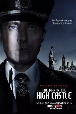 Rufus Sewell in The Man in the High Castle S2 poster
