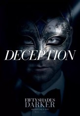 Fifty Shades Darker karakterposters Deception