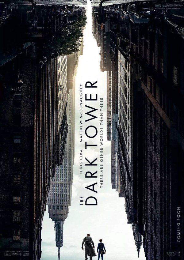 Eerste Dark Tower poster