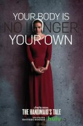 Handmaidens Tale karakterposters - Your Body is no longer your own met Madeline Brewer