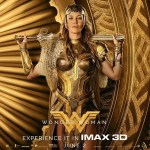 Wonder Woman IMAX posters Connie Nielsen