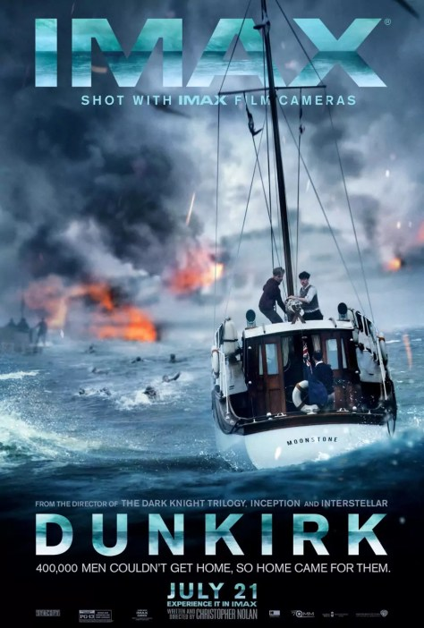 Dunkirk IMAX poster