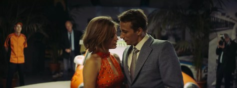 Matthias Schoenaerts en Adele Exarchopoulos in Le Fidele Racer and the Jailbird