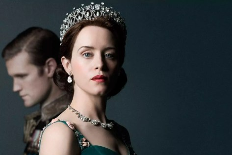 The Crown S2 banner