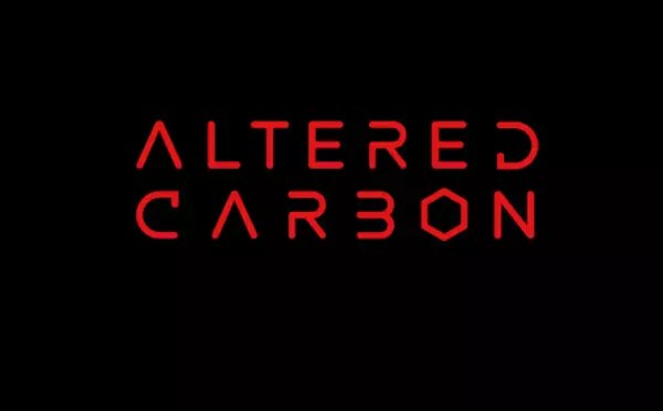 Altered Carbon Netflix poster