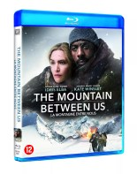 Mountain Between Us Blu-Ray cover