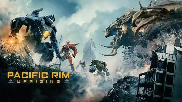 Pacific Rim Uprising banner