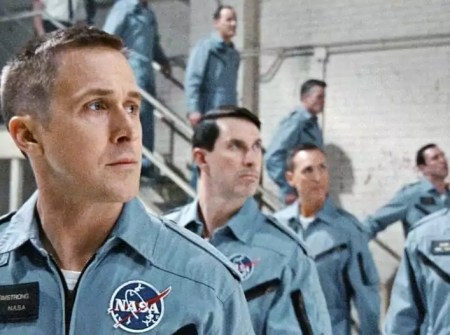 Ryan Gosling in First Man trailer