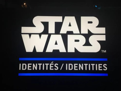 Star Wars Identities Brussels 2018 logo