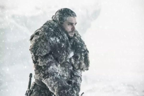 Kit Harington als Jon Snow in Game of Thrones S8