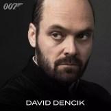 Castleden van James Bond 25 bevestigd David Dencik
