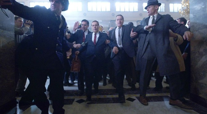The Irishman komt op 13 november 2019 naar Belgische bioscopen