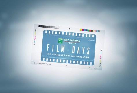 BNP Paribas Fortis Film Days 2019