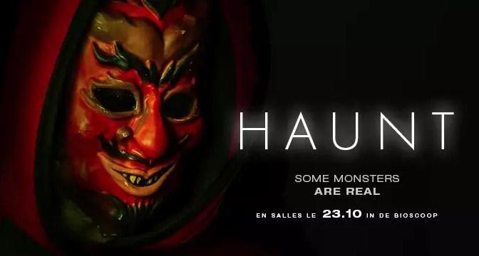 WEDSTRIJD: Win bioscooptickets voor nieuwe horrorfilm Haunt