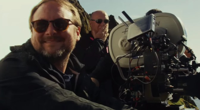 Film Fest Gent 2019: Interview met Rian Johnson (Knives Out, Star Wars VIII: The Last Jedi, Looper)