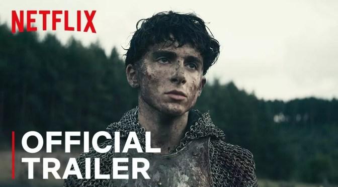 Finale trailer van The King op Netflix België