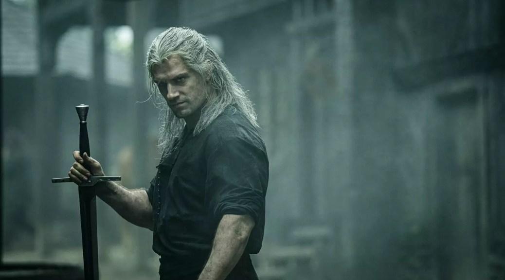 The Witcher Netflix met Henry Cavill
