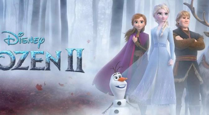 Frozen 2 recensie