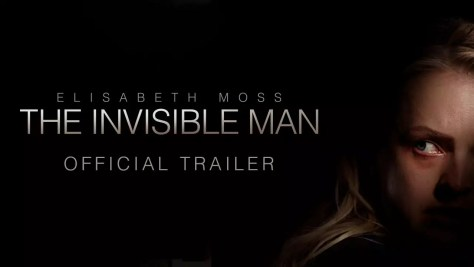 Officiele Invisible Man trailer