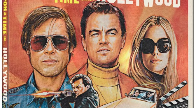 WEDSTRIJD: Win een exemplaar van The Collector's Edition van Once Upon a Time in Hollywood