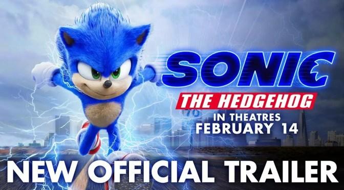 Nieuwe trailer van Sonic the Hedgehog met herwerkte Sonic