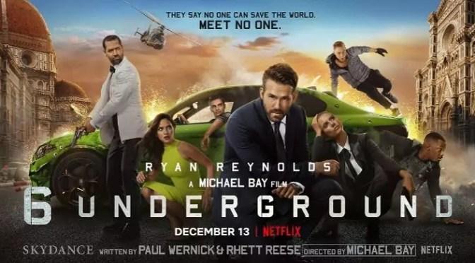 6 Underground recensie op Netflix België