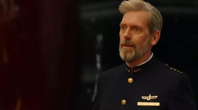 HBO's Avenue 5 trailers met Hugh Laurie op Telenet Play
