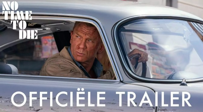 No Time to Die teaser met Daniel Craig