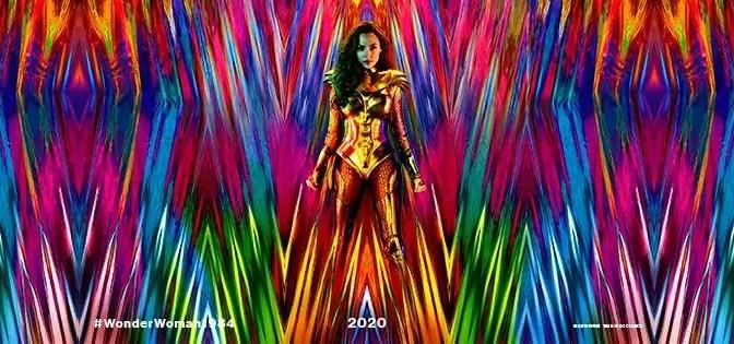 De officiële Wonder Woman 1984 trailer is hier dankzij CCXP