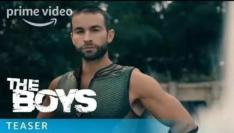 The Boys S2 CCXP teaser voor Amazon Prime Video