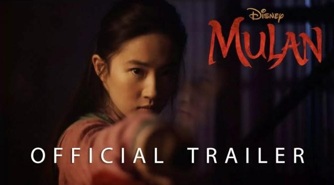 Officiële Mulan trailer is hier
