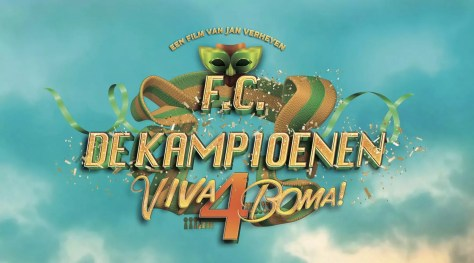 FC De Kampioenen 4 Viva Boma verslaat Star Wars IX The Rise of Skywalker aan de Belgische box office