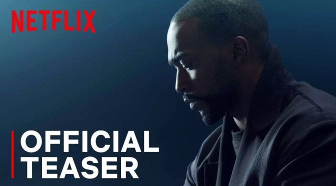 Anthony Mackie in nieuwe Altered Carbon S2 teaser