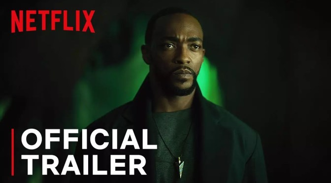 Altered Carbon S2 trailer op Netflix België