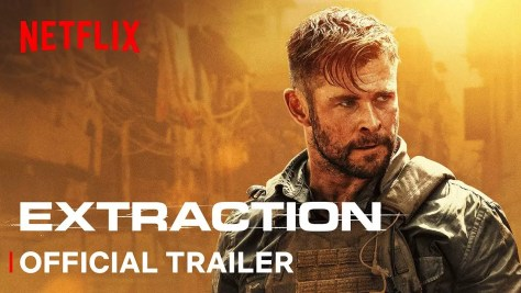 Extraction Netflix trailer met Chris Hemsworth
