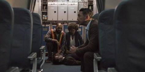 Nabil Mallat in Into the Night Netflix trailer
