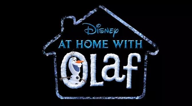 Olaf is terug met I Am Home-kortfilmpje