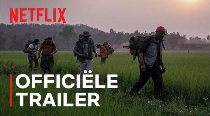 Spike Lee Da 5 Bloods trailer voor Netflix Belgie