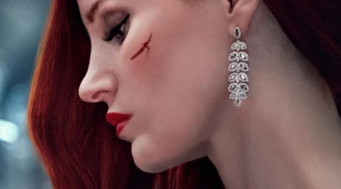 Nieuwe AVA trailer met Jessica Chastain