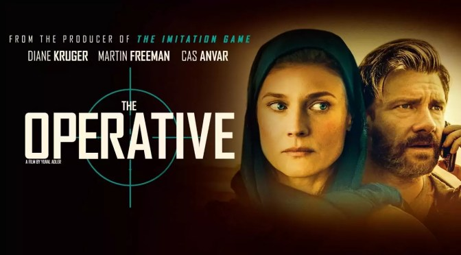 The Operative Blu-Ray recensie