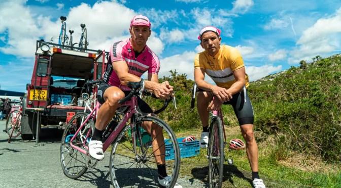 The Racer met Louis Talpe & Matteo Simoni komt op 9 september 2020 naar Belgische bioscopen