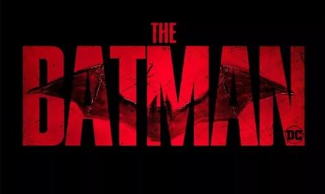 The Batman 2021 logo