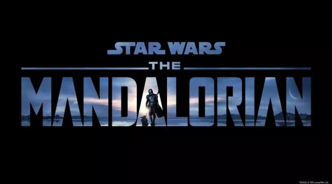 The Mandalorian S2 banner op Disney Plus België