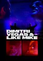 Dimitri Vegas & Like Mike poster op Streamz