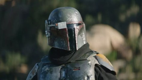 Boba Fett in The Mandalorian S2