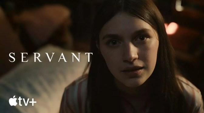 The Servant S2 trailer op Apple TV Plus