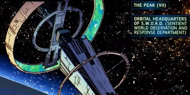 Verenigt SWORD de werelden van X-Men Fantastic Four Spider-Man in MCU Phase 4