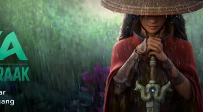 Raya and the Last Dragon recensie op de VIP-toegang van Disney Plus België
