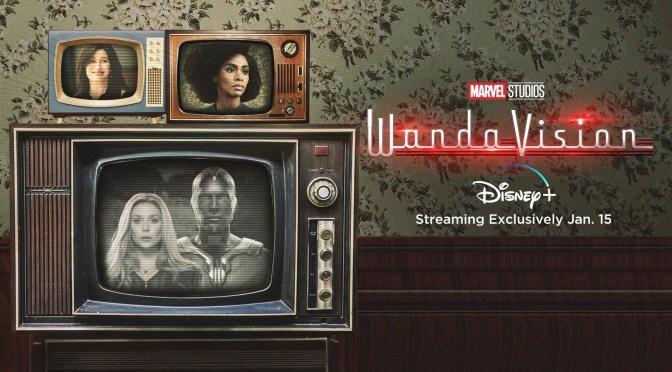 WandaVision seizoen 1 recensie op Disney Plus België